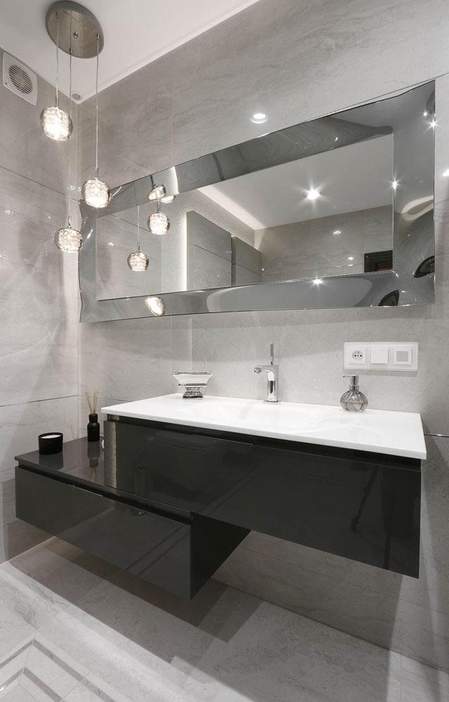 Toka łazienki łazienka Pod Klucz Aranżacja